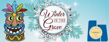 starting this year two city holiday events winterfest and tree lighting are ing together into one event winter in the grove