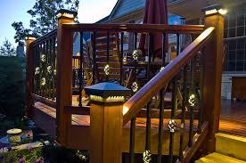 led deck lighting ideas. Led Outdoor Deck Lighting Ideas