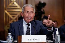 Dr. Fauci Says U.S. Headed in 'Wrong Direction' on COVID-19