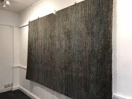 copper tahal wool rug 10ft x 8ft