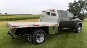 Martin Truck Bodies Aluminum Flatbed for sale in Canaan, CT. Crane's ...