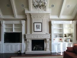 cast fireplace mantels cast stone fireplace mantels