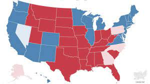 Live Election Results 2020: Interactive Electoral College Map