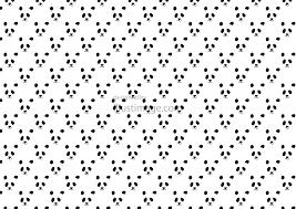 パンダの顔 パターンの壁紙の無料イラスト素材イラストイメージ