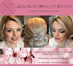 yglam wedding bridal prom occasion event make up hair service in norfolk suffolk gorleston gumtree