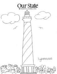 Small Picture Lighthouse coloring page Summer Pinterest Lighthouse
