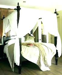 Canopy Bed Curtain Ideas Impressive Best Canopy Bed Curtains Ideas ...