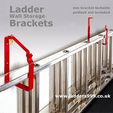 More Views. Ladder Wall Storage Brackets ...