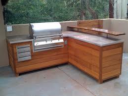 outdoor kitchen frames ideas