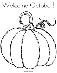 Small Picture October coloring pages to download and print for free