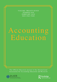 Students Perceptions Of Their First Accounting Class