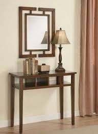 entryway furniture with mirror. cheap 3pc entry way console table mirror and lamp set entryway furniture with r