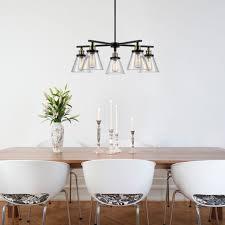 hanging chandelier ceiling 5 light oil rubbed bronze antique brass vintage decor