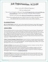 College Student Resume Examples No Experience Cna Resume Samples With No Experience Honda Chan Cloud