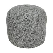 mac at home extra large moon chair with ottoman. grey braided ottoman mac at home extra large moon chair with