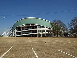 Garrett Coliseum Wikivisually
