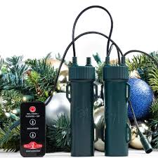 Battery Pack Lights For Wreath Nun Chuck Battery Pack Village Lighting Company