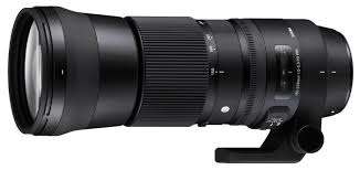 <b>Объектив Sigma AF</b> 150-600mm f/5.0-6.3 DG OS HSM ...