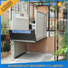 wheelchair lift for home. Fine Home 1m  10m Disabled Home Wheelchair Lift With Ce Buy LiftHydraulic  LiftsOutdoor Product On Alibabacom Intended For O