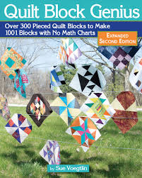300 Chart Math Quilt Block Genius Expanded Second Edition Over 300 Pieced