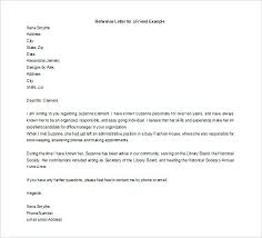 Mple Immigration Letter Of Recommendation For A Friend Reference