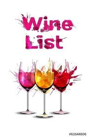 Free Wine List Template Download Sample Wine Menu Template List Word Erikhays Co