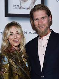 Kaley Cuoco says not living with husband Karl Cook 'works' for them