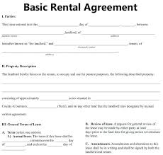 Property Lease Agreement Template Doc Awesome Commercial Rental Form ...