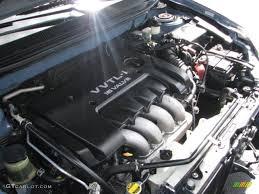2004 Toyota Matrix XRS 1.8L DOHC 16V VVT-i 4 Cylinder Engine Photo ...