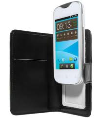 Panasonic T11 Flip Cover by STK - Black ...