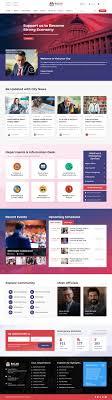 Political Website Templates 5 Best Html5 Political Website Templates 2019 Responsive
