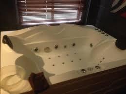 the spa secret couple room jacuzzi tub