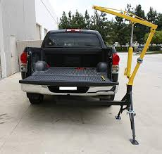 Amazon.com: MaxxHaul 70238 Receiver Hitch Mounted Crane - 1000 lbs ...