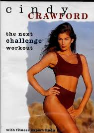 cindy crawford the next challenge dvd 2007 sealed nip workout free ship track us gta