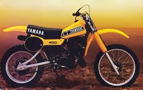 yamaha motocross bikes 1974 2013 youtube