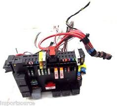 Details About 2007 2009 Mercedes S550 W221 Oem Rear Sam Fuse Relay Box Module