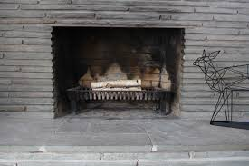 less is more how to remove a fireplace surround