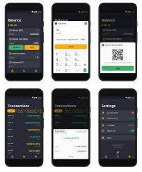 There is no server that would hold any of your private data. A Secure And Fully Decentralized Crypto Currency Wallet App For Android
