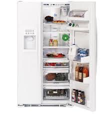 ge profile arctica refrigerator. Ge Profile Arctica Customstyleâ\u201e¢ Side By Refrigerator