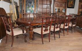 antique dining room chairs styles for amazing victorian table chippendale set canonburyantiques and white gloss furniture