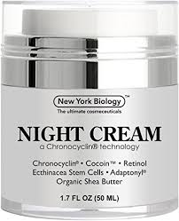 night time anti aging moisturizer