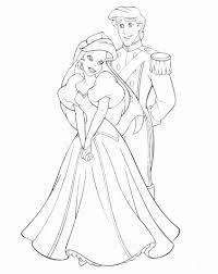 Disegni Da Colorare Walt Disney Cenerentola Principesse Disney Da