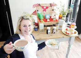 Ribble Valley food expert knows the secret of the perfect hamper ...