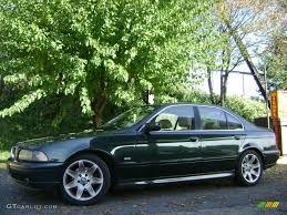 BMW 5 Series 2002 5 series bmw : 2002 Oxford Green Metallic BMW 5 Series 525i Sedan #20663936 ...