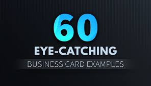 Business Card Design Inspiration 60 Eye Catching Examples Visual