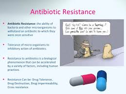 antibiotic resistance antibiotic resistance