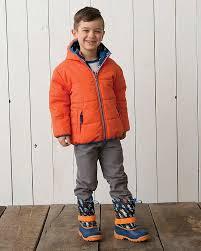 hatley boys reversible winter puffer retro rockets jackets