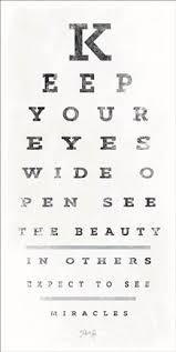 Marla Rae Eye Chart Ii