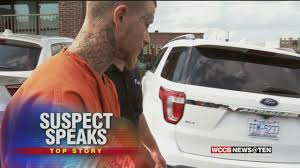 """Monroe Murder Suspect Apologizes: """"Nobody deserves this. Especially not the  kids."""" - WCCB Charlotte's CW"""
