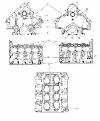 2008 dodge charger cylinder block hardware thumbnail 2